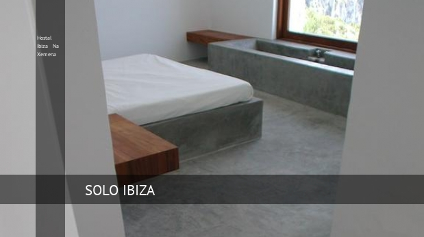 Hostal Ibiza Na Xemena reverva