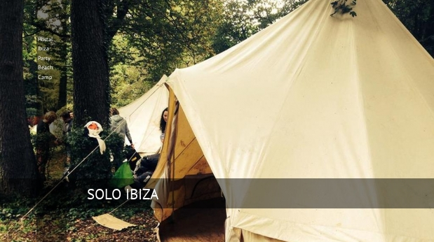 Hostal Ibiza Party Beach Camp opiniones