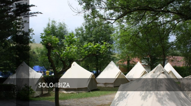 Hostal Ibiza Party Beach Camp reverva