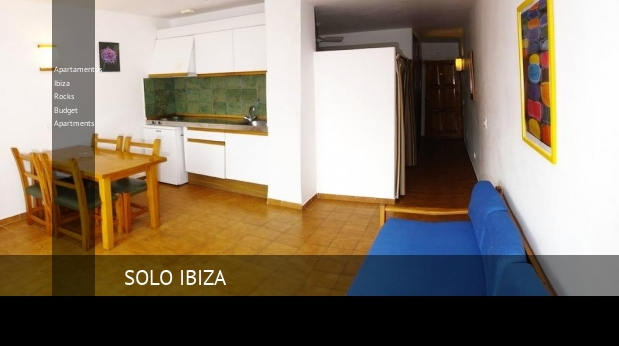 Apartamentos Ibiza Rocks Budget Apartments booking