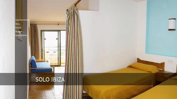 Apartamentos Ibiza Rocks Budget Apartments reverva