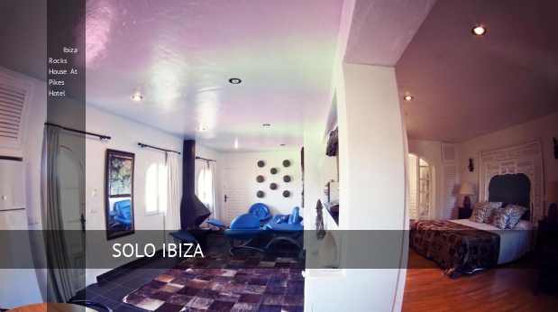 Ibiza Rocks House At Pikes Hotel barato
