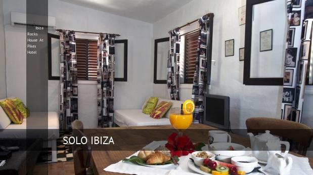 Ibiza Rocks House At Pikes Hotel booking