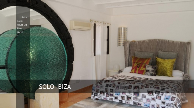 Ibiza Rocks House At Pikes Hotel reservas