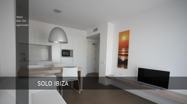 Hostal Ibiza Sun Apartments opiniones