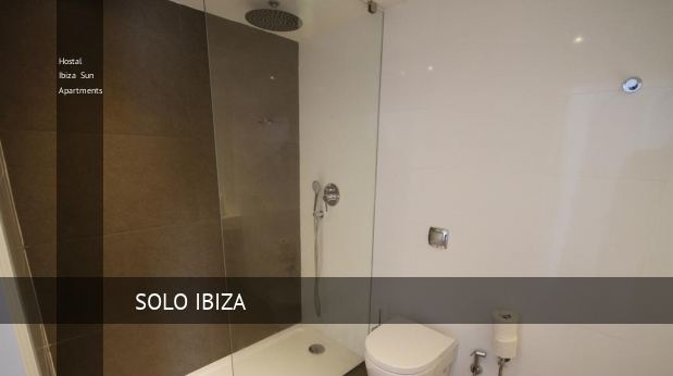 Hostal Ibiza Sun Apartments reservas