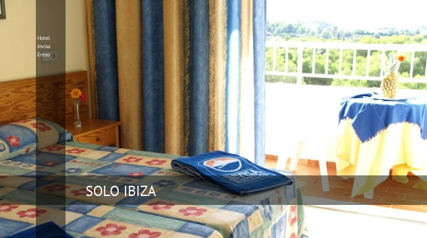 Hotel Invisa Ereso booking