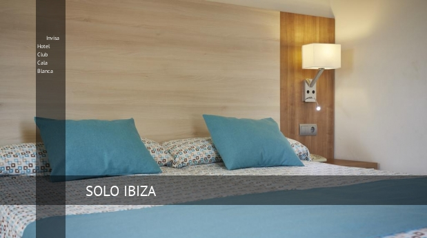 Invisa Hotel Club Cala Blanca book