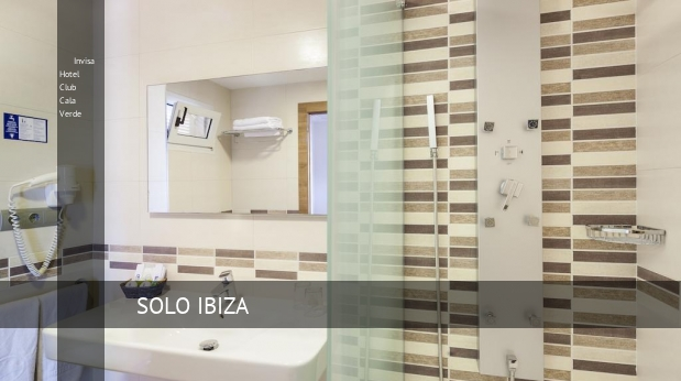 Invisa Hotel Club Cala Verde booking