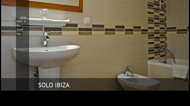 Invisa Hotel Es Pla - Solo Adultos booking