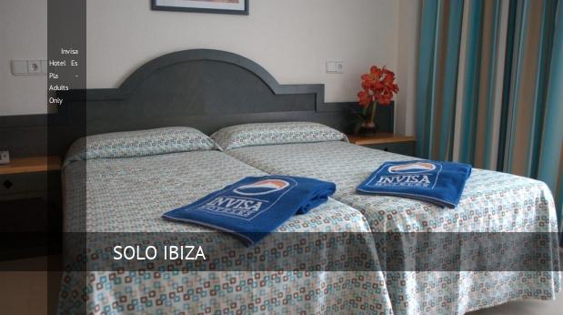 Invisa Hotel Es Pla - Solo Adultos reverva