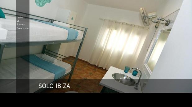 Hostal La Bartola Guesthouse Ibiza Ciudad