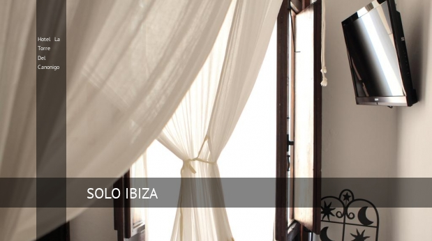 Hotel La Torre Del Canonigo booking