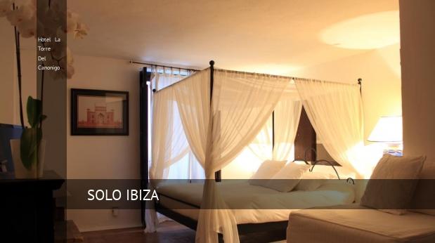 Hotel La Torre Del Canonigo Ibiza Ciudad