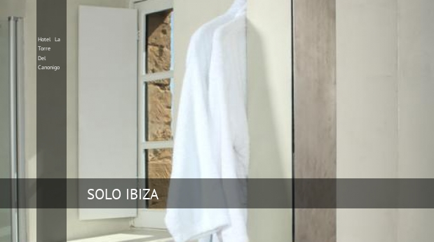 Hotel La Torre Del Canonigo Ibiza