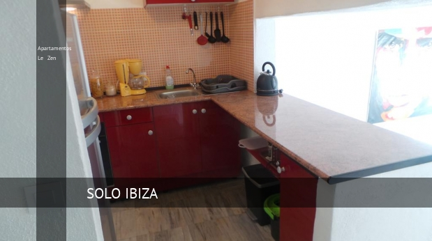 Apartamentos Le Zen booking