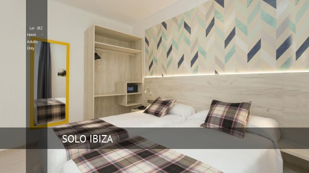 Lei IBZ Hotel - Solo Adultos booking