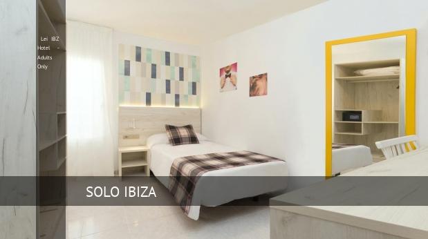 Lei IBZ Hotel - Solo Adultos reservas