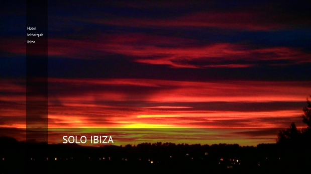 Hotel leMarquis Ibiza reverva