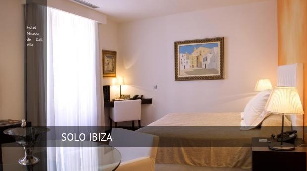Hotel Mirador de Dalt Vila booking
