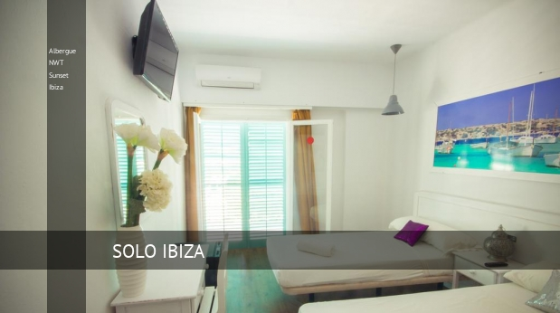 Albergue NWT Sunset Ibiza barato
