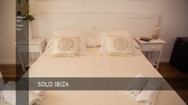 Albergue NWT Sunset Ibiza booking