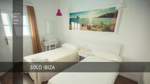 Albergue NWT Sunset Ibiza reverva