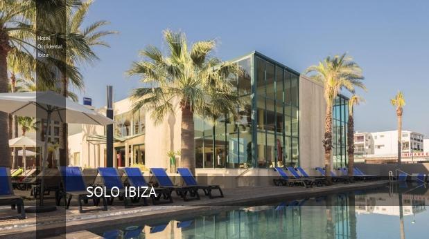 Hotel Occidental Ibiza baratos