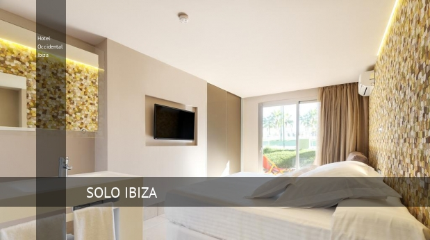 Hotel Occidental Ibiza opiniones