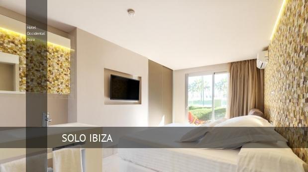 Hotel Occidental Ibiza opiniones