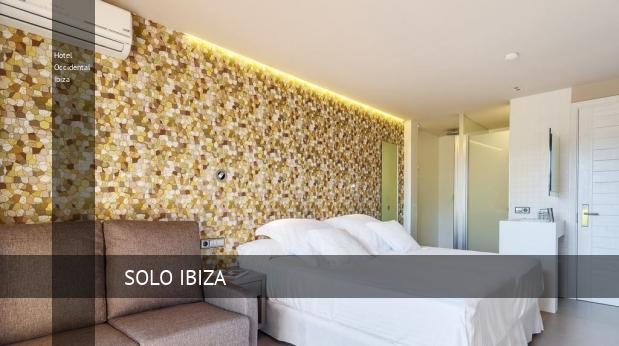 Hotel Occidental Ibiza reservas