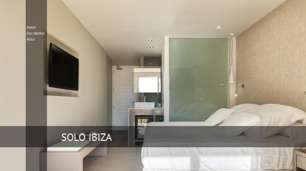 Hotel Occidental Ibiza reverva