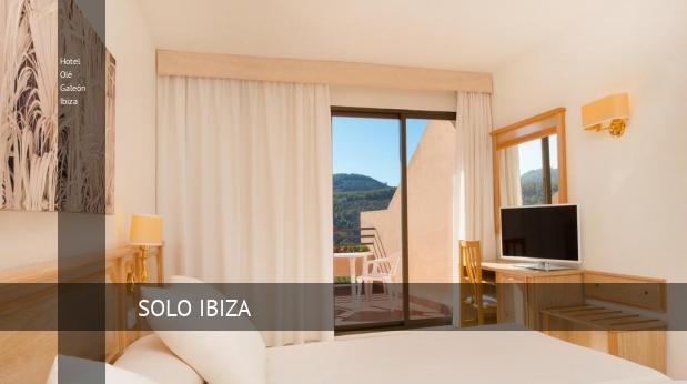 Hotel Olé Galeón Ibiza opiniones