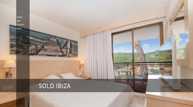 Hotel Olé Galeón Ibiza Puerto de San Miguel