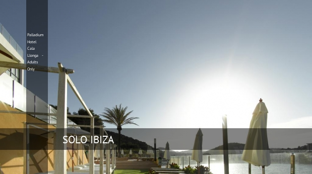 Hotel Palladium Hotel Cala Llonga - Adults Only