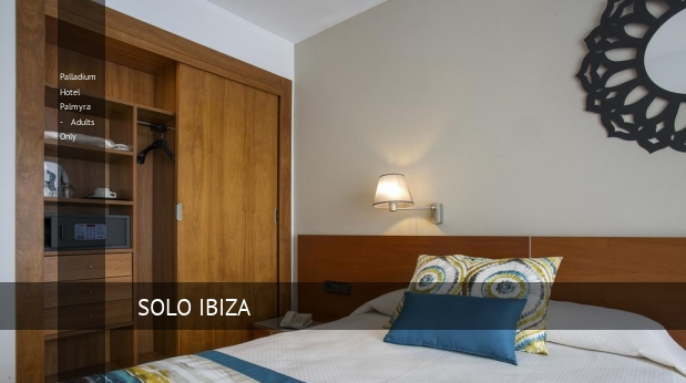 Palladium Hotel Palmyra - Solo Adultos booking