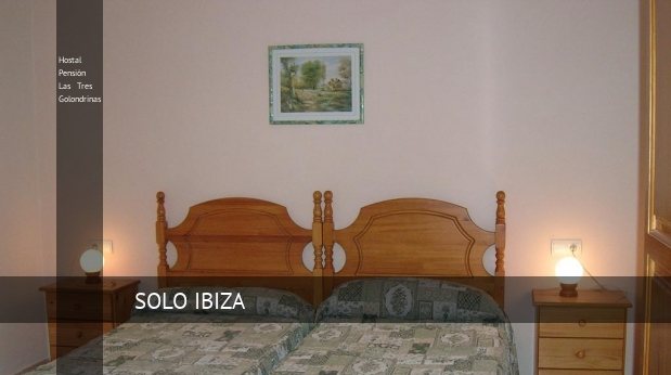 Hostal Pensión Las Tres Golondrinas booking