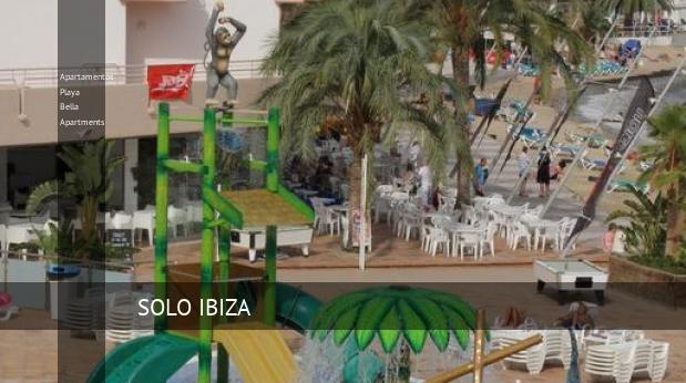 Apartamentos Playa Bella Apartments booking