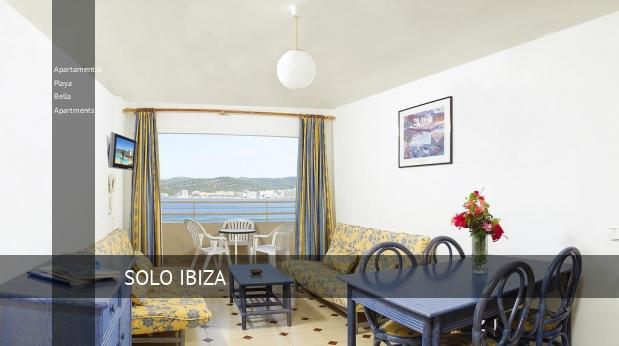 Apartamentos Playa Bella Apartments opiniones