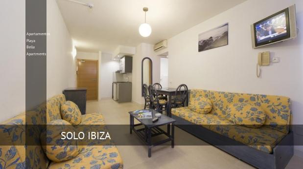 Apartamentos Playa Bella Apartments reverva
