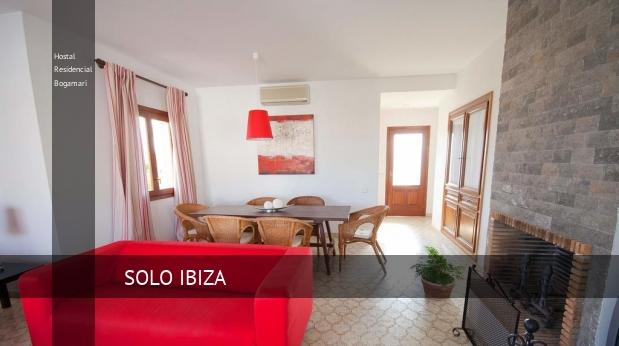 Hostal Residencial Bogamarí booking