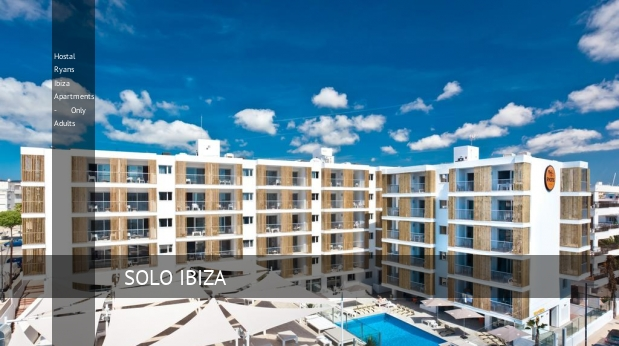 Hostal Ryans Ibiza Apartments - Only Adults