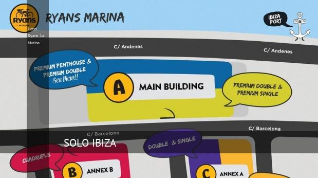 Hotel Ryans La Marina opiniones
