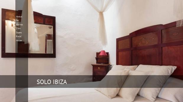 Hostal Sa Marina D´en Sopes Rural House booking