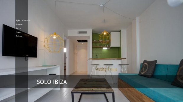 Apartamentos Santos Ibiza Coast Suites booking