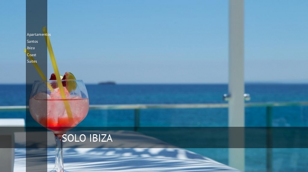 Apartamentos Santos Ibiza Coast Suites reverva