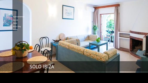 Apartamentos Secret Oasis Ibiza-Only Adults barato