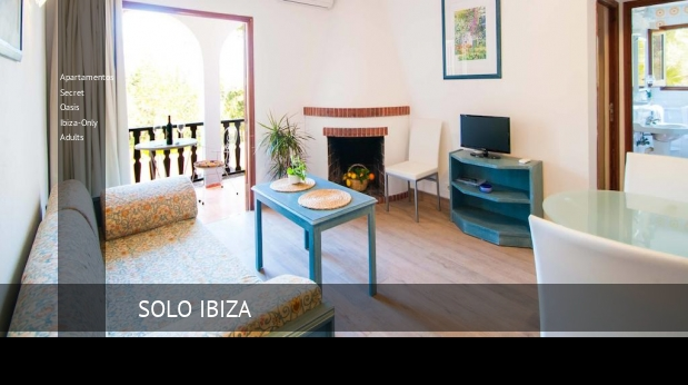 Apartamentos Secret Oasis Ibiza-Only Adults reverva