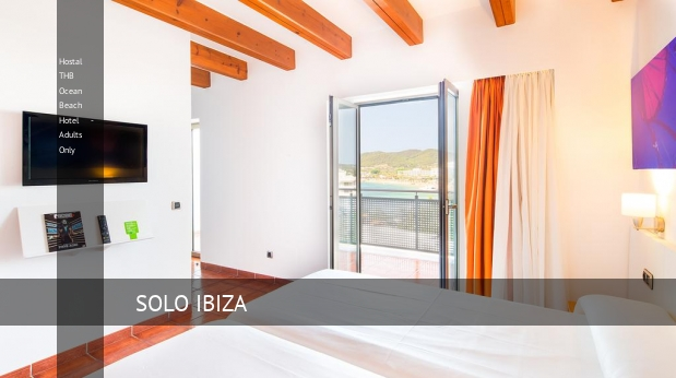 Hostal THB Ocean Beach Hotel - Solo Adultos reservas