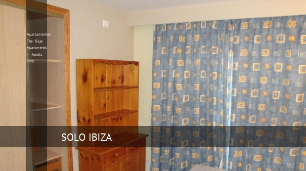 Apartamentos The Blue Apartments - Solo Adultos booking